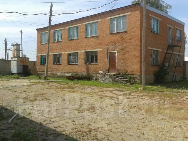 Продажа участка с промбазой. 411 кв.м., собственность, электричество, вода, от частного лица (собственник)
