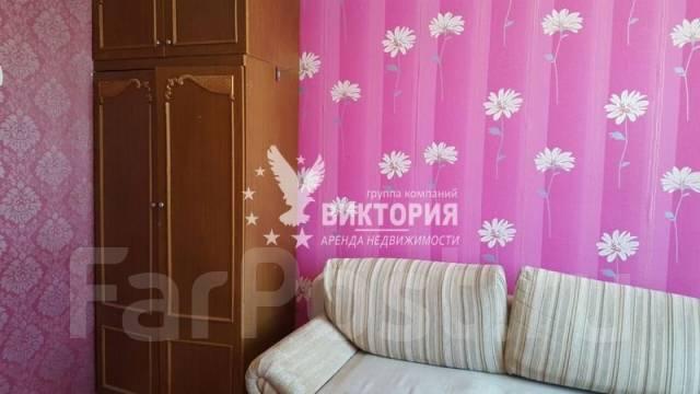 Гостинка, улица Морозова 7. Эгершельд, агентство, 18 кв.м. Комната