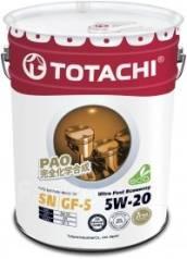Totachi. Вязкость 5W-20, синтетическое. Под заказ
