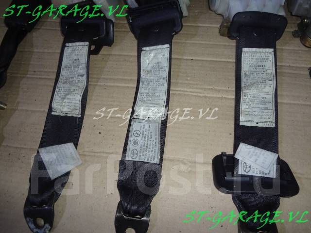 Ремень безопасности. Toyota Caldina, ST215, AT211G, AT211, ST210G, ST215G, ST215W, ST210
