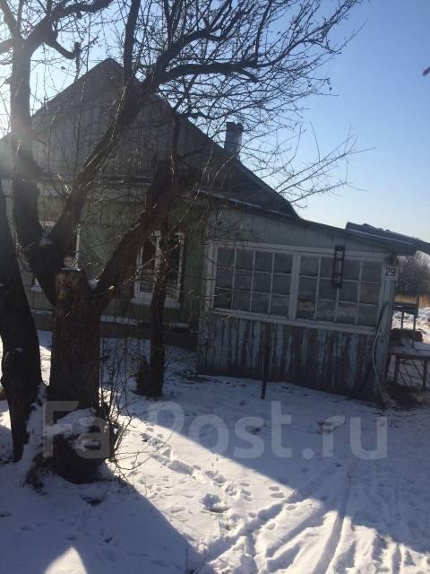 Продам дом. 38 школа., Ул . Невельского 29, р-н Краснофлотский, площадь дома 36 кв.м., электричество 15 кВт, отопление твердотопливное, от агентства...