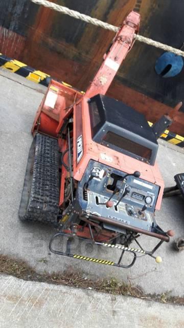 Снегоуборочная машина Fuji, Шнекоротор дизель. Под заказ