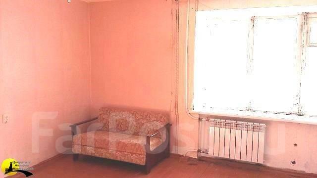 1-комнатная, улица Владивостокская 26. Железнодорожный, агентство, 35 кв.м.