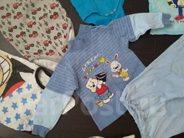 Одежда основная. Рост: 68-74, 74-80, 80-86, 86-98 см