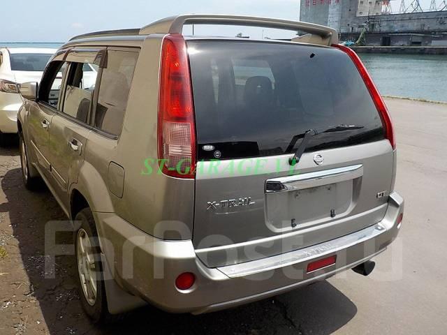 Накладка на бампер. Nissan X-Trail, PNT30, T30, NT30
