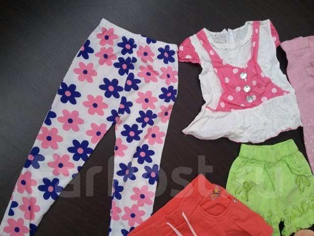 Одежда основная. Рост: 80-86, 86-98, 98-104, 104-110 см