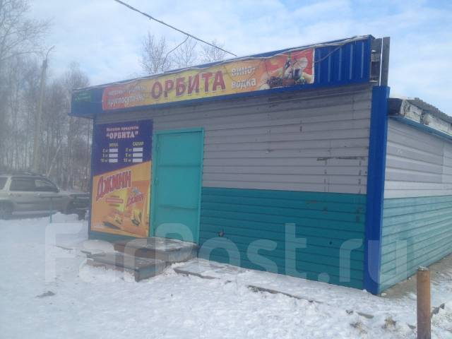 Продается магазин на Хурбе. Улица Молодёжная 11, р-н Комсомольский, 65 кв.м.