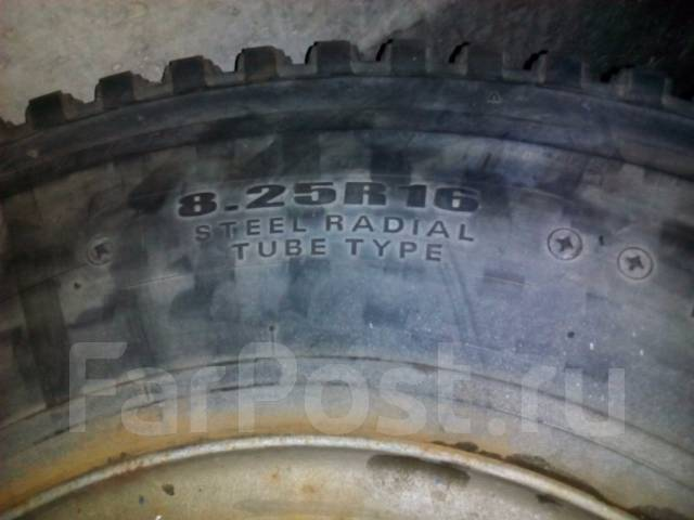Грузовые ШИНЫ Bridgestone 8.25R16 14PR. x16