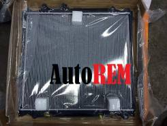 Радиатор охлаждения двигателя. Toyota Hilux Surf, KDN215, KZN185, KDN185 Toyota 4Runner, KZN185 Toyota Land Cruiser Prado, KZJ78W, KDJ125, KZJ78, KZJ7...