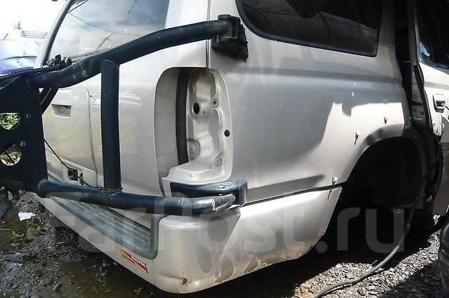 Бампер. Toyota Hilux Surf, KZN185, VZN185