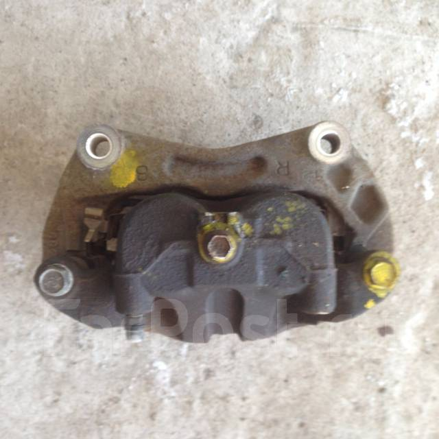 Суппорт тормозной. Nissan Skyline, PV36, V36, NV36 Двигатели: VQ35HR, VQ25HR
