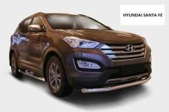 Защита бампера(перед, зад), пороги(подножки) Hyundai Santa FE с 2013 год