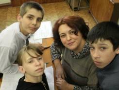 Няня-воспитатель. Высшее образование