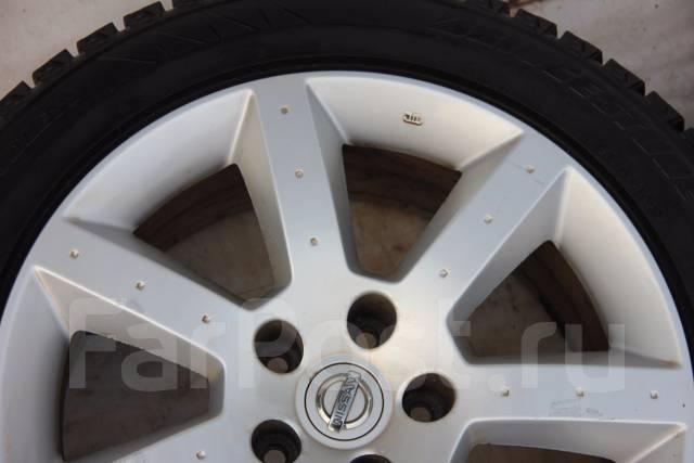 Nissan. 7.5/8.0x17, 5x114.30, ET33/30
