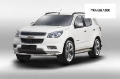 Защита бампера, пороги, фаркоп Chevrolet Trailblazer с 2013 года