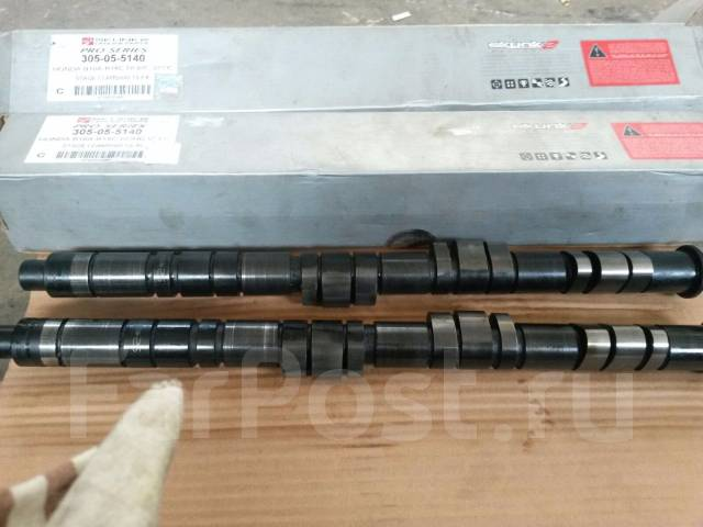 Распредвал. Honda Civic Honda Integra Двигатели: B16A, B18C