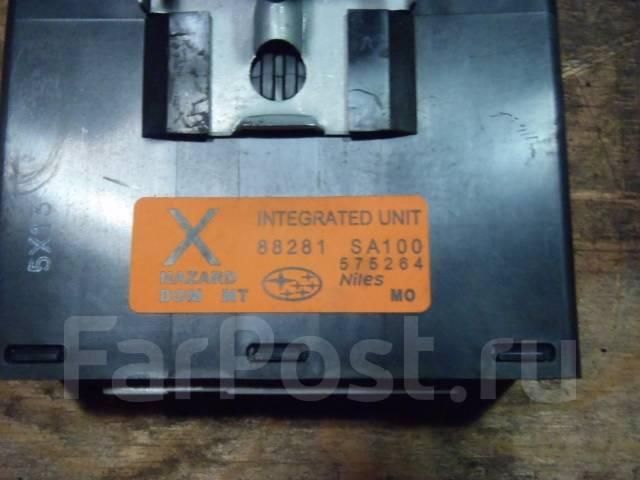 Блок управления двс. Subaru Forester, SG5, SG9 Двигатели: EJ203, EJ205, EJ255