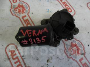 Мотор стеклоочистителя. Hyundai Verna