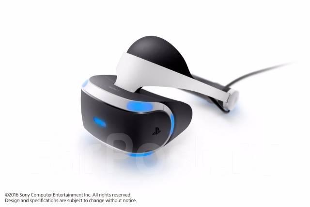 Шлемы виртуальной реальности.
