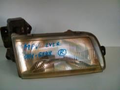 Фара. Mazda MPV, LVLR Двигатель WLT