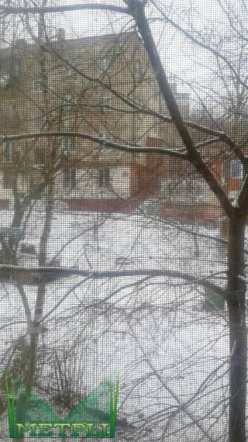 1-комнатная, улица Борисенко 2. Борисенко, агентство, 36 кв.м. Вид из окна днём