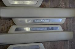 Порог пластиковый. Lexus RX350, GGL15