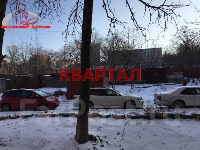 1-комнатная, улица Борисенко 68. Борисенко, агентство, 34 кв.м. Вид из окна днем