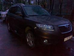 Hyundai Santa Fe. автомат, 4wd, 2.4 (174 л.с.), бензин, 55 000 тыс. км