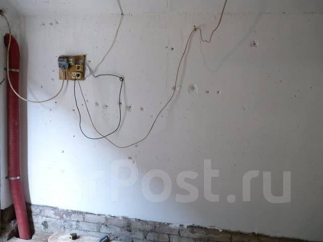 Гаражи капитальные. улица Карбышева 46а, р-н БАМ, 41 кв.м., электричество, подвал. Вид изнутри