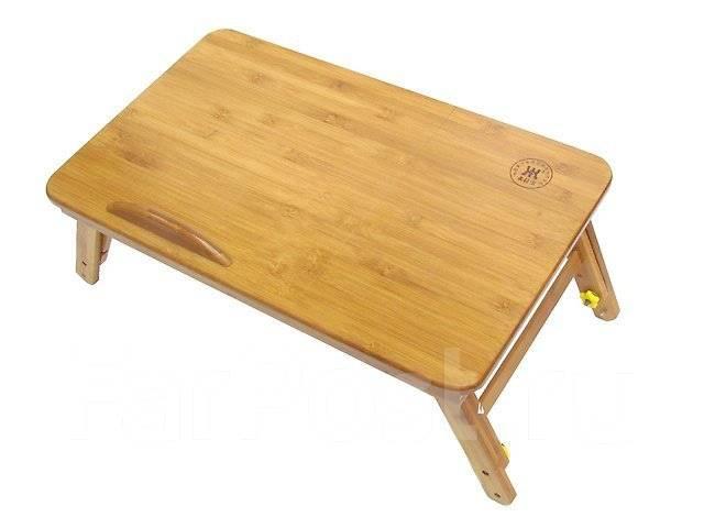 Стол для ноутбука Jengcool-16 Без вентиляции 55х35см