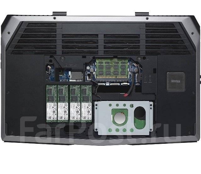 "Dell 17.3"" Alienware 17 R3 ноутбук. 17.3"", 2,6ГГц, диск 1 000 Гб, WiFi, Bluetooth. Под заказ"