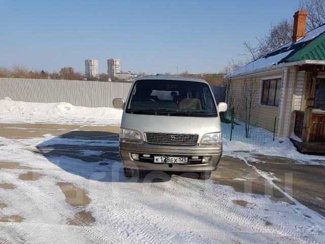 Toyota Hiace. автомат, 4wd, 3.0, дизель, 178 тыс. км