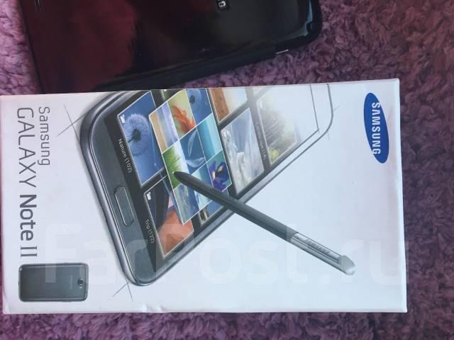 Samsung Galaxy Note 2. Б/у. Под заказ