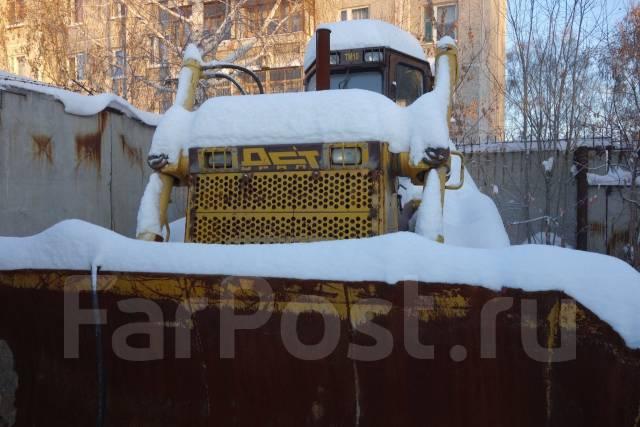 ЧТЗ Б10МБ. Трактор Б10МБ, 1 000 куб. см.