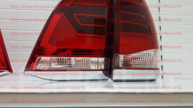 Стоп-сигнал. Toyota Land Cruiser, VDJ200, URJ202W, UZJ200W, URJ202, UZJ200