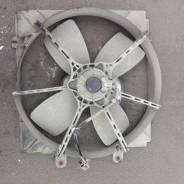 Вентилятор охлаждения радиатора. Mazda 626