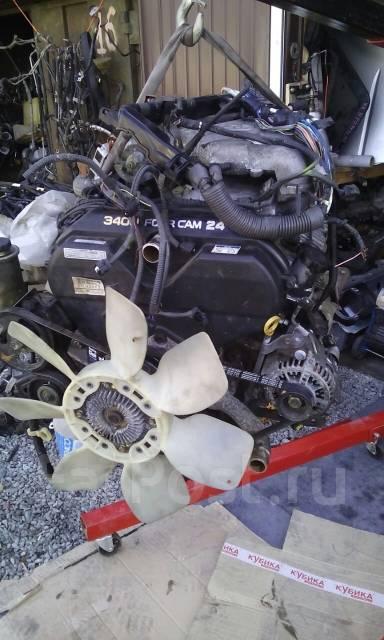 Коллектор выпускной. Toyota Granvia, VCH16, VCH10 Двигатель 5VZFE