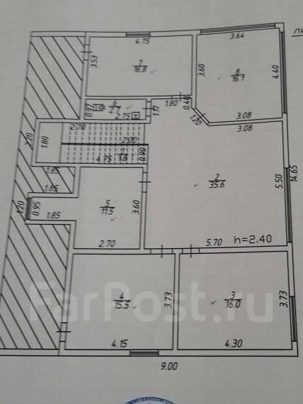 Продаю дом р-н Авиа-Энка, ул. Ярославская, 192/ 100/ 19. Ярославская, р-н Авиа-Энка, площадь дома 192 кв.м., от агентства недвижимости (посредник)