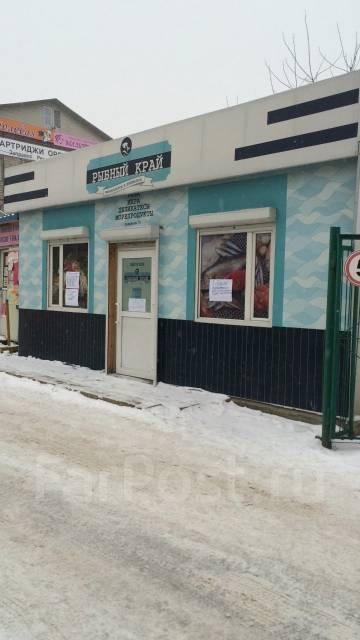 Павильон. 24 кв.м., улица Деревенская 20, р-н Снеговая. Дом снаружи