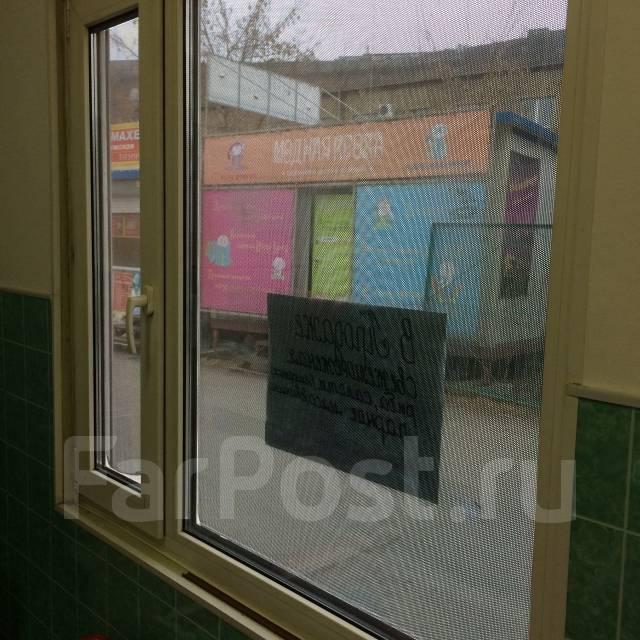 Павильон. 24 кв.м., улица Деревенская 20, р-н Снеговая. Вид из окна