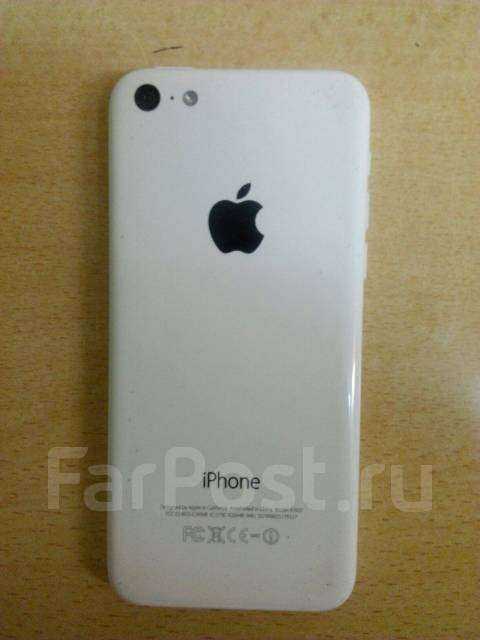 Apple iPhone 5c 16Gb. Новый