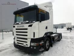 Scania R. Седельный тягач 380 LA 4x2 HNA, 2008г, 11 705 куб. см., 11 590 кг.