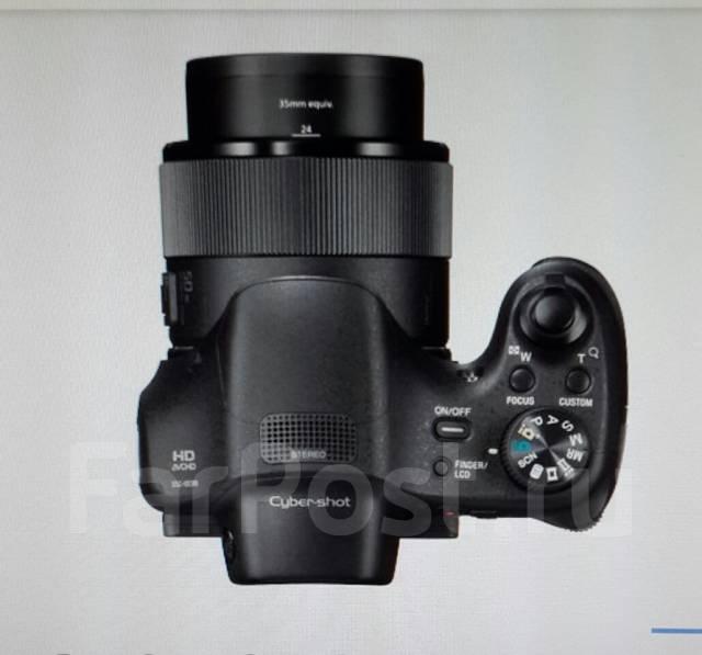 Sony Cyber-shot DSC-HX300. 20 и более Мп