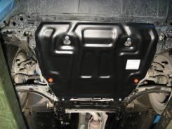Защита двигателя. Nissan X-Trail