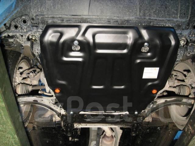 Защита двигателя. Nissan X-Trail, T31, NT31, DNT31, TNT31
