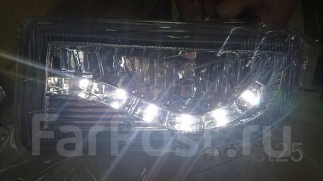 Фара противотуманная. Toyota Land Cruiser, HDJ101, UZJ100W, HDJ101K, HDJ100, HZJ105, UZJ100, UZJ100L, HDJ100L, J100