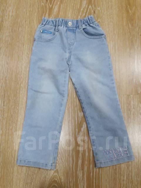 Лосины и джинсы на девочку с рубля!. Рост: 98-104 см