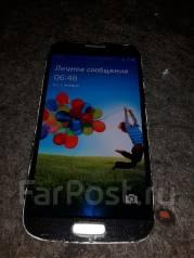 Samsung Galaxy S4 GT-i9500. Б/у