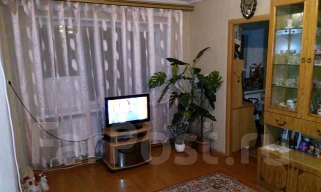 2-комнатная, ул.Калинина 1. п.Углекаменск, агентство, 42 кв.м.