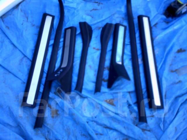 Порог пластиковый. Nissan Skyline, HV35, NV35, PV35, V35 Двигатели: VQ30DD, VQ35DE, VQ25DD, VQ25HR